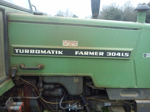 fendt farmer 304LS