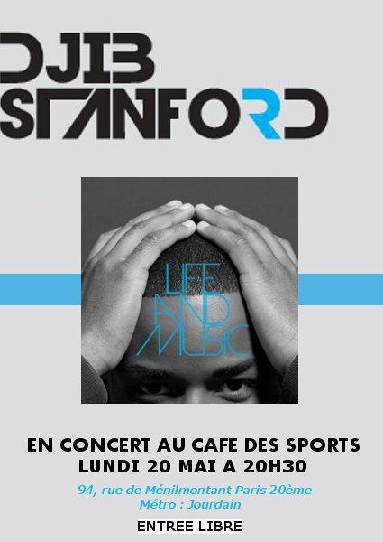 Concert au Café des Sports