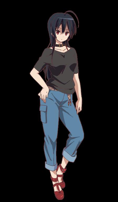 ~Chû2-Byo demo koi ka shitai no Touka-san~