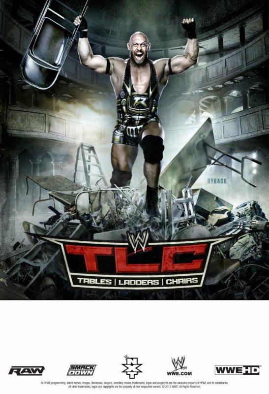 Affiche TLC 2012