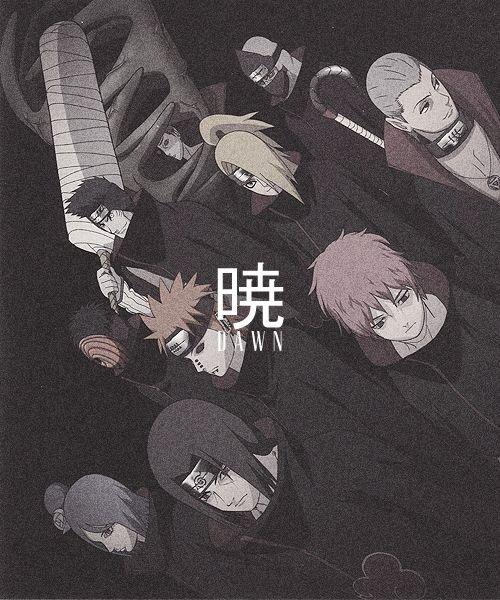 """""""Les vies brisées."""" - Chapitre 9 """"Réveil chez des inconnus et le repère de l'Akatsuki."""""""