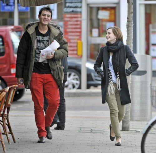 Emma Watson : Et Son Nouveau Copain !!