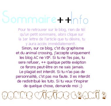 ×÷·.·´¯`·)»Sommaire «(·´¯`·.·÷×   ҳ̸Ҳ̸Ҳ̸ҳ xPshop production ӿ̸Ӿ̸Ӿ̸ӿ