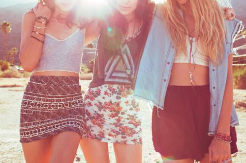 La plus belle chose, c'est l'amitié ! <3