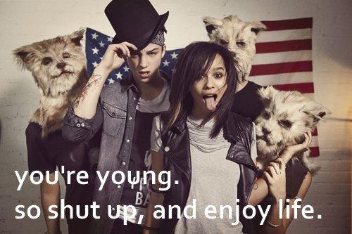 Y.O.U.N.G !