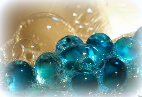 Billes et bulles