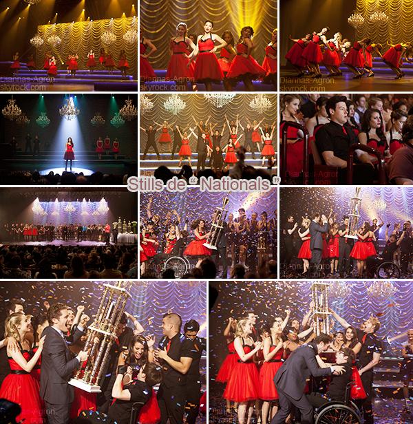 """Nouvel extrait de Glee ou l'ont vois la mère de Santana jouée par Gloria Estefan ainsi q'un still de """"Goodbye"""""""