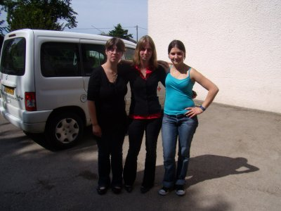 Le trio des naines