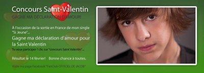 Concour saint-valentin (: