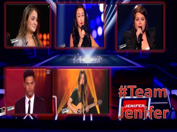 Epreuve Ultime : #TeamJenifer
