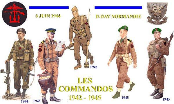 Les Commandos du Jour J