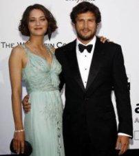 Marion et Guillaume Canet