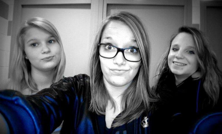 Les filles .♥