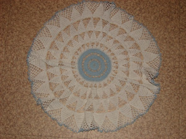 Crochet 1.