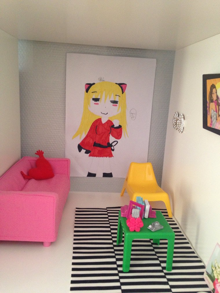 Ma dollhouse en photo