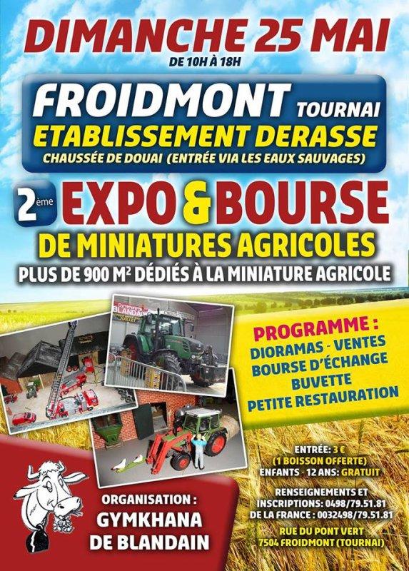 Ce week-end à Froidmont (Tournai)...!