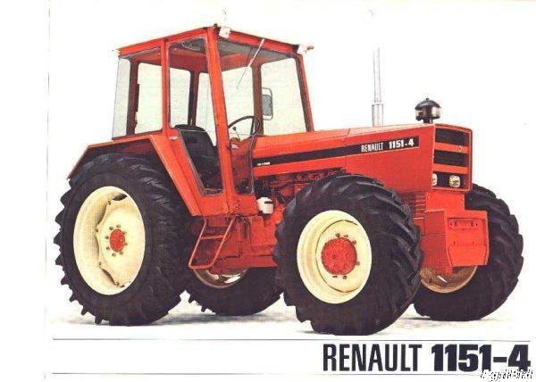 Renault 1151-4 encours...!