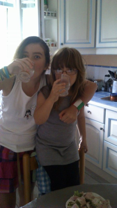 Ma peite soeur et moi <3