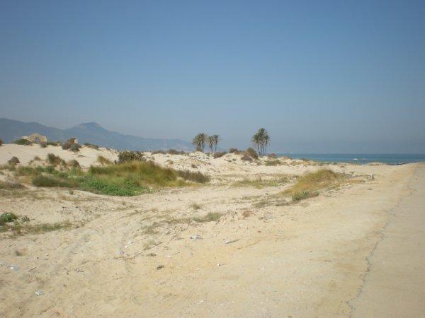 Borj Cedria.. une plage que j'aimes...