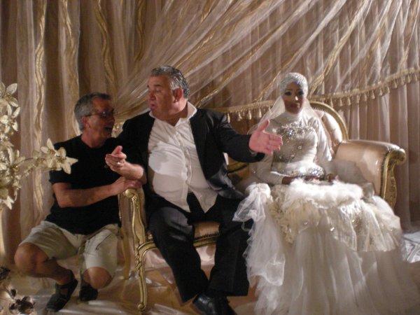 Le fiancaillés de MohamedGinio et Emna... Grombalia le 25.aout 2012