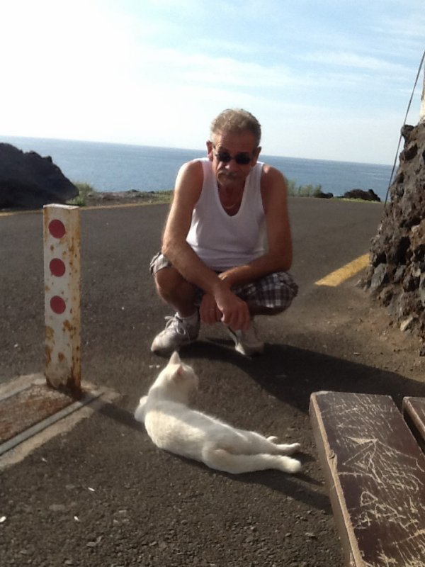 Mon ami de Tenerife...