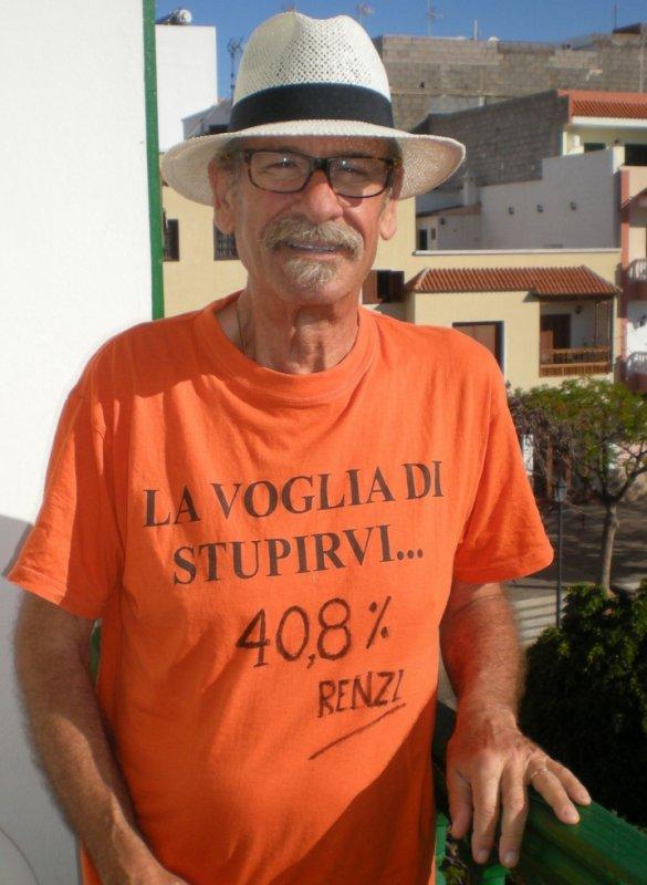 Parti Democratique en Italiè as gagne le 40,8 %...