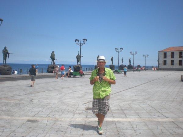 Ville de Candelairia -Tenerife