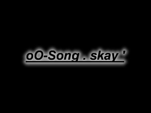 Bienvenue sur oO-Song