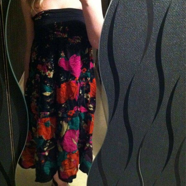 robe bustier H&M t.38 25¤
