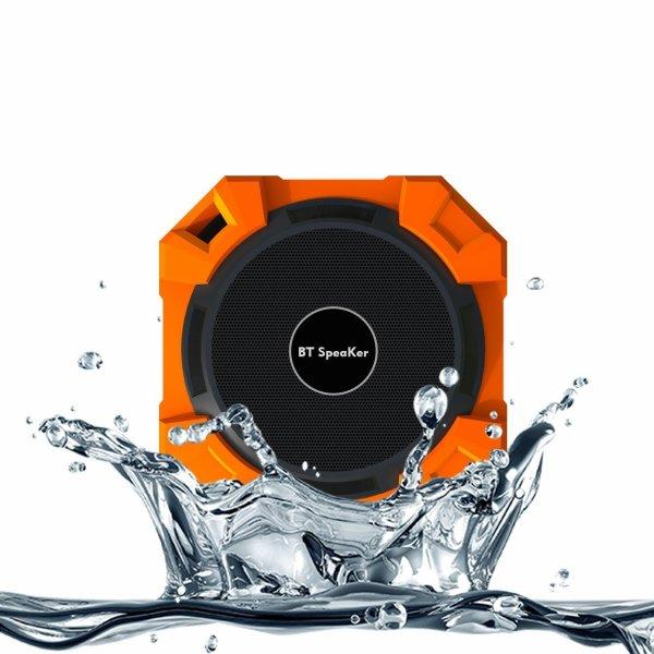 Armor de mc haut parleur bluetooth enceinte portable high for Haut parleur etanche pour piscine