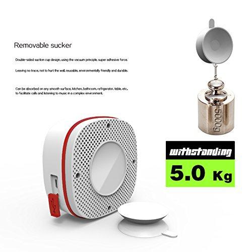 Enceinte bluetooth portable sans fil st r o haut parleur for Haut parleur etanche pour piscine