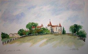Le Chateau de Chillac
