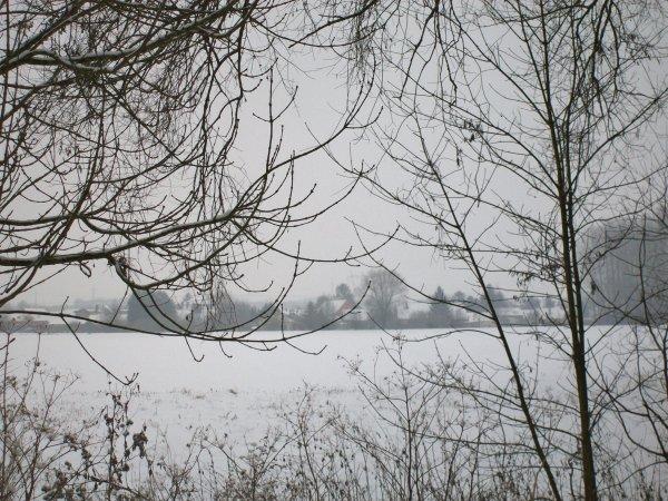L'hiver est bien là !!