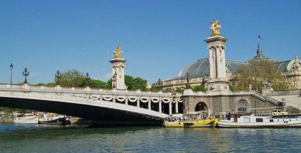 "Sur mon chemin "" La Seine """