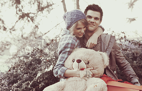 teylor -Swift ♥ Taylor Lautner