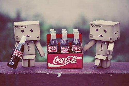 Coca Cola :)
