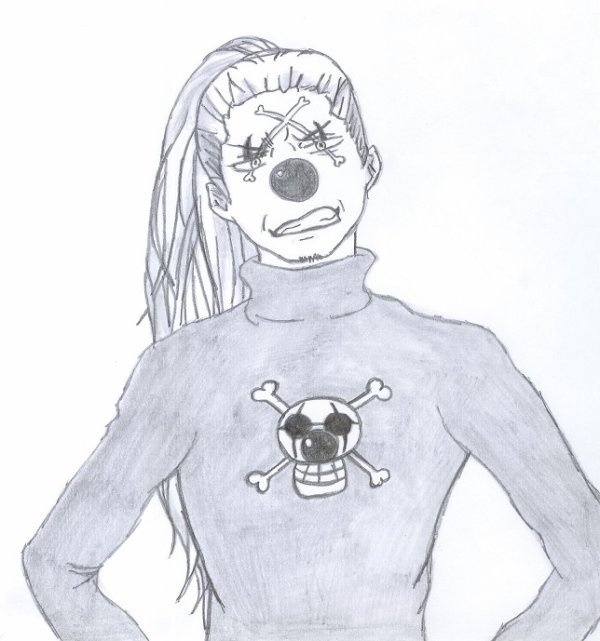 One Piece - Baggy