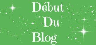 Début Du Blog