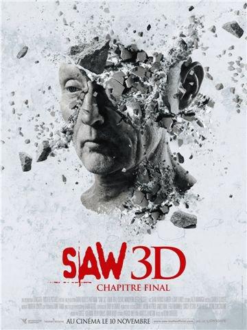 SAW 3D: CHAPITRE FINAL : actuellement au cinéma !