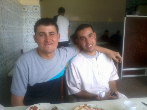 Belkacem & Adel