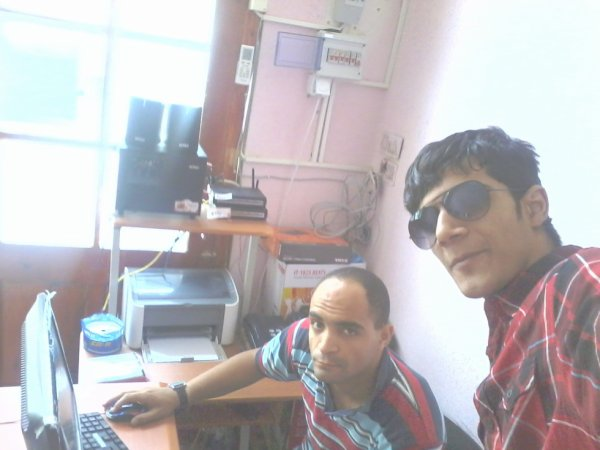 Me & Nasser