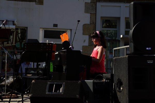 Fête de la musique place Duchesse Anne
