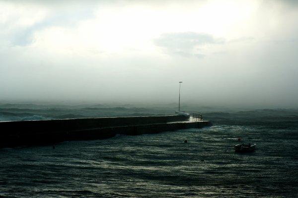 Portivy fin de marée haute
