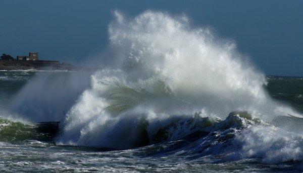 Percussion de vagues, il ne manquait plus qu'une grande symphonie...