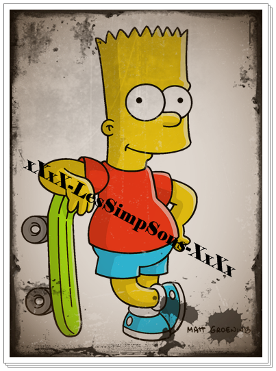 Bart Simpsons