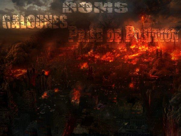 Plus D'Espoir / BOMS-Prise de Position feat GALOUNES (2013)