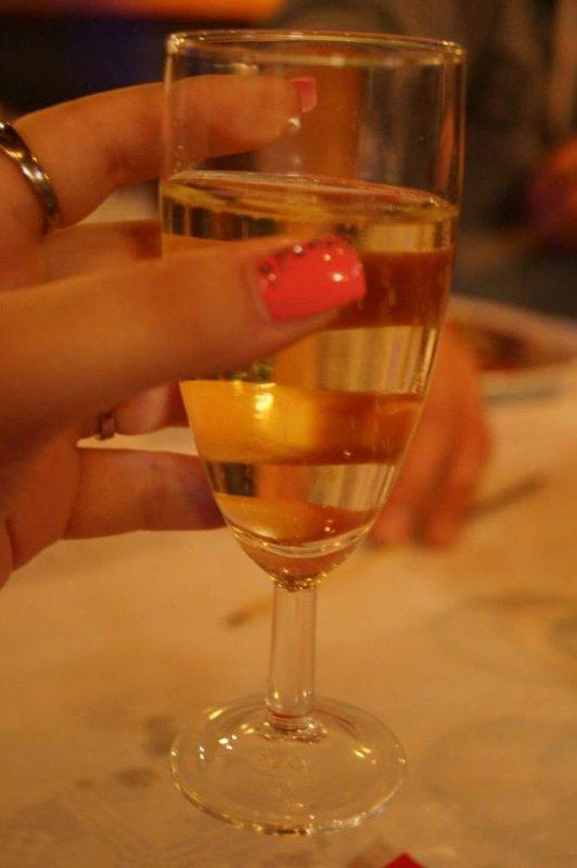 j'adore le champagne