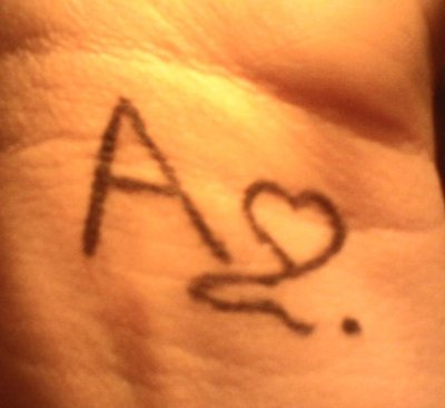 Mon tatouage ! ;)