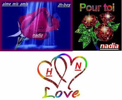 image amour nadia