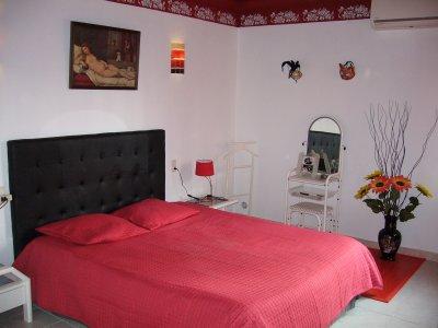 Espace Nuit La Chambre Rouge Blog De Alexandrinebb